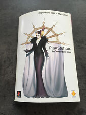 CATALOGUE PLAYSTATION les meilleurs jeux 09/1999 à 03/2000    F104