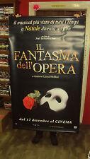 MANIFESTO POSTER LOCANDINA FILM IL FANTASMA DELL'OPERA