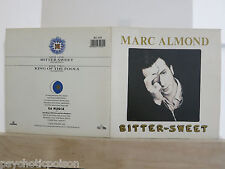 """Marc Almond-Bitter Sweet 7"""" Pieghevole Cover PARLOPHONE Some Bizzare RG 6194"""