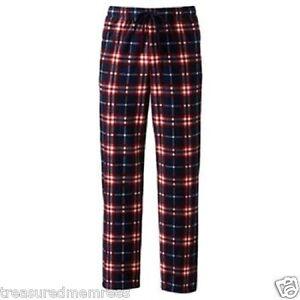 Croft & Barrow Pajama Bottoms Lounge Pants ~ Size 2XB (46-49) ~ New With Tags