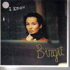 Birgit-I Know cd single