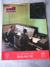 Vie du rail 1959 706 BOLOGNA SAN DONATO CLERMONT DESSOUS  SAINT GERMAIN EN LAYE