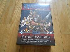 juego de mesa - Kit de Conversión - DESCENT Segunda Edición - EDGE
