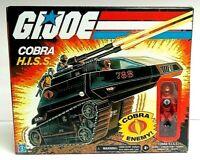"G.I. JOE Retro Cobra H.I.S.S. Walmart Exclusive HISS Vehicle Tank Enemy 3.75"""
