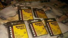 Kamasan B520 hooks - size 22, 5 packets, new other