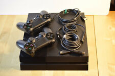 Sony Playstation 4 console de jeux console ps4 500 go PLAY 2 controler cuh-1116a