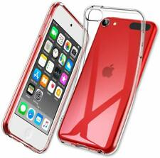 For iPod Touch 7 7th Gen Case Soft Ultra Slim Gel & Glass Screen Protector