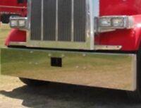 "Peterbilt 379 357 378 SFA 87-2006 16/"" Angle Up Aftermarket Chrome Bumper Tow USA"