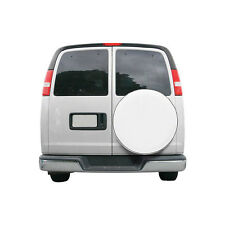 "White Spare Tire Tyre Cover Case Protector 32"" M For For Toyota FJ Cruiser 08-14"