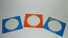 3 Original FuncoLand Disc sleeves in Nice Shape Fits Regular Sized Game Discs