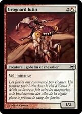 MTG Magic EVE FOIL - Hobgoblin Dragoon/Grognard lutin, French/VF