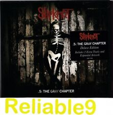 Slipknot - .5: The gray chapter Deluxe edition CD+DVD Digipak-2014 Roadrunner AU