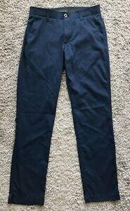 Under Armour The Showdown Pants Blue Men's Size 30 x 30