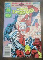 Web Of Spider-man Annual #7 (1991, Marvel)
