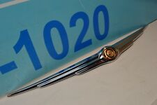 04-08 CHRYSLER CROSSFIRE FRONT HOOD PANEL EMBLEM BADGE LOGO OEM 1938800088