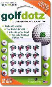 Golfdotz Grapes (32 Golf Ball Transfers)