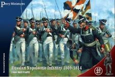 Perry Miniatures 28mm Russian Napoleonic Infantry 1809-1814 # RN20