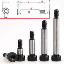 ISO 7379 Metric 7 pcs M5-0.8 X 20mm Shoulder=6mm Hex Socket Drive Shoulder Screws A2 Stainless Steel