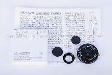 €Ultra Slim€ MS-Optical Perar 21mm f/4.5 MC Super Wide Triplet Leica M Black