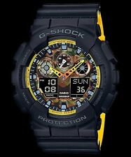 GA-100BY-1A Original G-shock Resin Brand-New