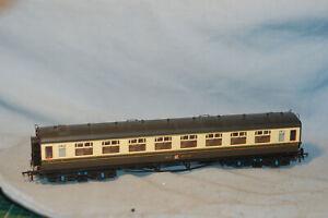 Bachmann 34-052A Great Western 3rd Class Collett Coach 1124 ( N0 Box )