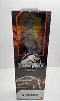 NIB RARE   Jurassic World Legacy SPINOSAURUS 12 Inch Action Figure   Mattel