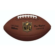 NFL Football Spielball The DUKE Replica von Wilson official size