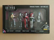 New Batman Adventures Bad Girls Figure Set - DC Comics Harley Quinn