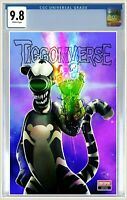 Tiggomverse #1 CGC 9.8 PRE-ORDER Marat Mychaels Crain Homage Trade Dress Variant