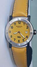RAYMOND WEIL GENVE W1 6000 PARSIFAL *Luxus Herrenuhr* OVP, Papiere, Farbe: gelb