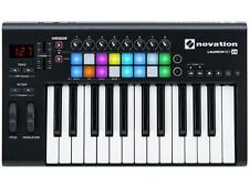 Launchkey 25 Novation MKII - Midi Controller with Integration Softwarer Mac PC