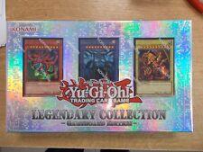 YuGiOh - LEGENDARY COLLECTION -GAMEBOARD EDITION - ENGLISCH - NEU&OVP YU GI OH