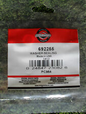 Briggs & Stratton Sealing washer 692255 walbro carb float bowl washer