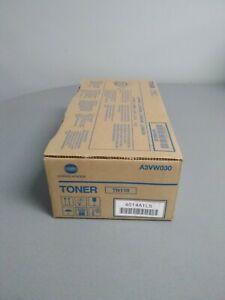 Genuine Konica Minolta A3VW030 Black Toner Cartridge, Box of 2(TN118) bizhub 215