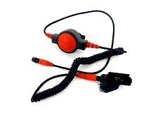 Sensear SRCK04000005 Push-to-Talk Intrinsically Safe Two-Way Radio Cable