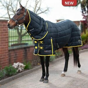 200G STABLE RUG Gallop Maverick Mediumweight Combo Neck Channel Quilted