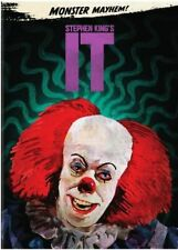 It (1990 Tim Curry) (Stephen King's) DVD NEW