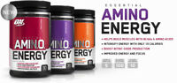 ON Amino Energy Optimum Nutrition 30 Servings Free Shipping Crazy Sale ON 9.5 oz