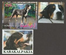 Greater Swiss Mountain Dog *Int'l Postage Stamp Art Collection*Great Gift Idea*