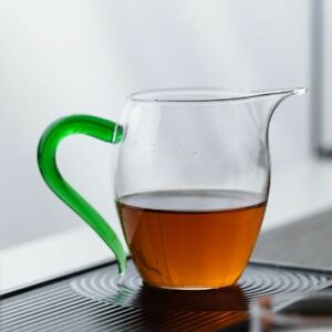 Glass Tea Pitchers Drinkware Supplies New Year Presents Eco-Friendly Pitcher New