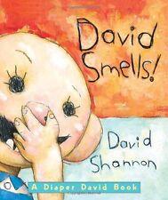 David Smells!: A Diaper David Book by David Shannon