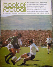 Book of Football Marshall Cavendish 1971 Part 60 Lincoln City Brian Clough Clyde