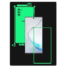 Samsung Note 10,5G,Glow in Dark Skin Protector,Full Body Decal Case Wrap SPL