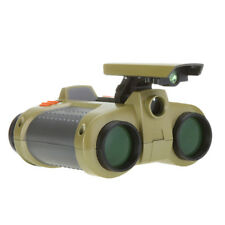 Night Vision Surveillance Scope Binocular With Pop-up Search Light 4 X 30mm