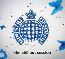 THE CHILLOUT SESSION various (3X CD compilation) EX/EX MOSCD299 trip hop ambient