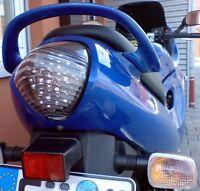 LED Rücklicht Heckleuchte weiss clear Suzuki GSX 600 F GSXF 750 Katana