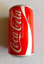 Coca Cola Can 1988 FULL BOTTLE Un-Opened NEW Retro