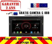 AUTORADIO DVD GPS NAVI ANDROID 8.1 DAB+ USB WIFI PEUGEOT 3008 5008 09+ K6430