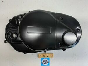 Yamaha RD250 RD400 Air Cooled Engine Side & Oil Pump Covers - Reconditioned