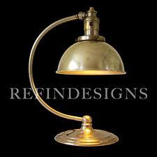 STREAMLINE ART DECO MACHINE AGE MODERN NICKEL SILVER TABLE LAMP MARKEL FARIES